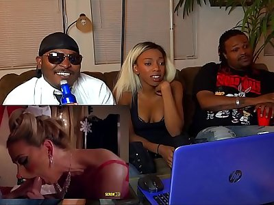 Watching Porn With King Cure w/ Titties Boarder Rude Mike & Co-host Crystal Cooper [episode 3]