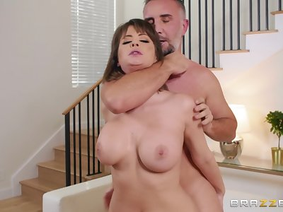 horny guy asks his chat friend Emily Addison to fuck with him all day long